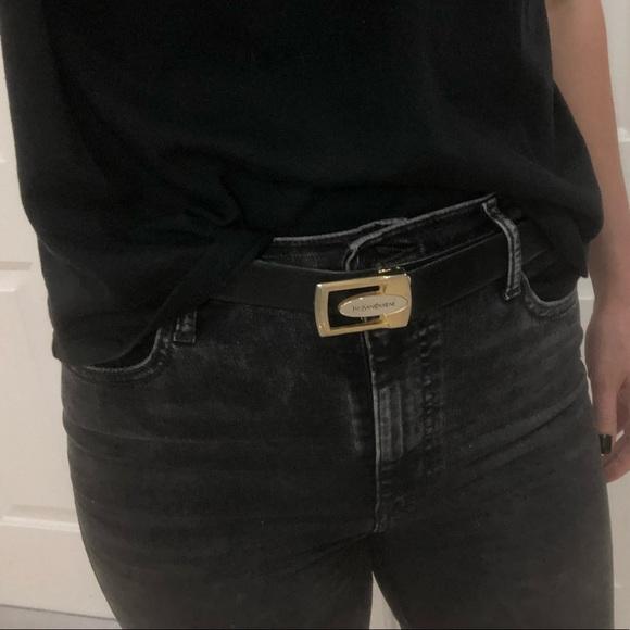 Yves Saint Laurent Other - YSL belt reversible belt